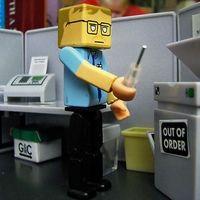 GTD: Identifica las bandejas de entrada: en la oficina