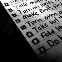 GTD: 10 listas que te pueden facilitar la vida